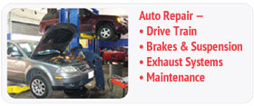Wyoming Auto Repair Services